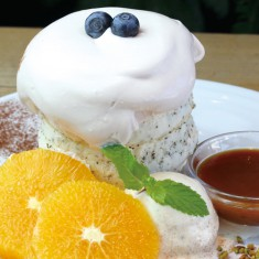 Caramel Salt Tea Orange